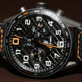 Tag Heuer - Carrera MP4 12C Chronograph Watch