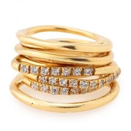 IOSSELLIANI - Classic 5Stacking Rings