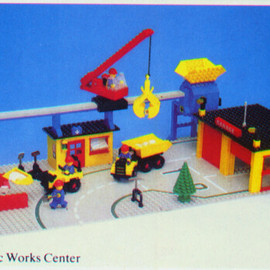 LEGO - 6383 Public Works Center
