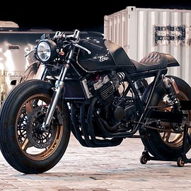 "Kerkus Cycles - Honda CB400 CR  ""A-Deep"""