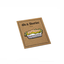 40S & SHORTIES - CARNIVORE FRIES PIN