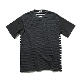 soe - H/S T-SHIRT CRAZY BORDER