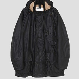 MARGARET HOWELL×Barbour - WAXED COTTON