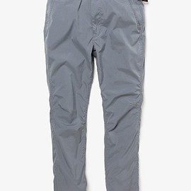 NONNATIVE - CLIMBER EASY PANTS POLY WEATHER STRETCH COOLMAX_ by GRAMICCI