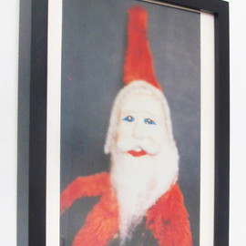 Mike Kelley - Toy Santa Claus, Limited Edition 100