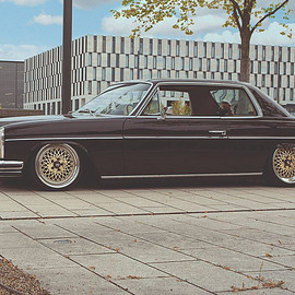 Mercedes-Benz - W114 Coupe