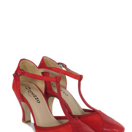 Repetto - Baya Ketchup Shoes