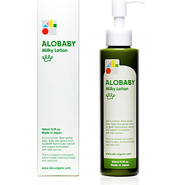ALOBABY - milky lotion