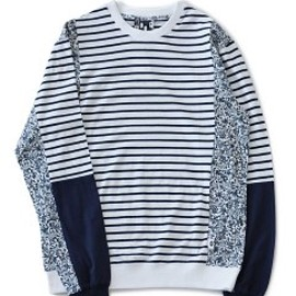 P.A.M. - Ditzy L/S Tee (ditzy navy)