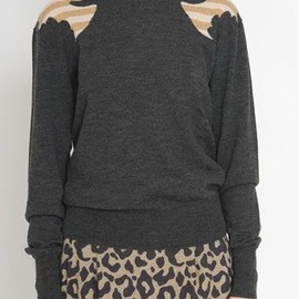 Eley Kishimoto - AW1112 BAT SHOULDER JUMPER - VARIOUS