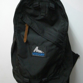GREGORY - Day Pack 青タグ