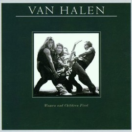 Van Halen - Women & Children First