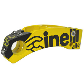 cinelli - Ahead Stem【120mm】Yellow/Black