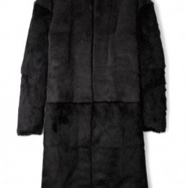 Joseph - Calla Rabbit Fur Coat