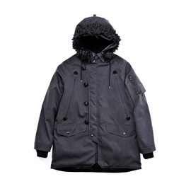 White Mountaineering - GORE-TEX HERRINGBONE N-3B BOA JACKET