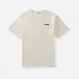 Saturdays NYC - Saturdays Embroidered S/S Tee