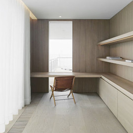 John Pawson - Office, Private House, London