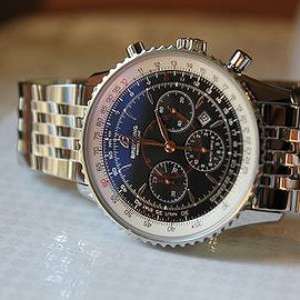 BREITLING - MONTBRILLANT Ref.A417B75NP