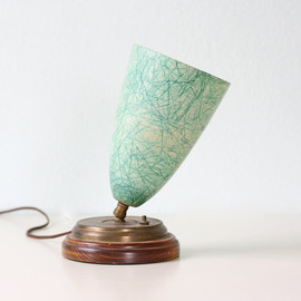 bellalulu - Retro Aqua Lamp