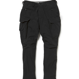 nonnative - TROOPER PANTS C/N WEATHER CLOTH