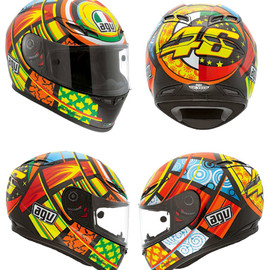 AGV - ROSSI GP-TECH ELEMENTS 2011