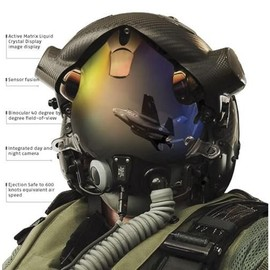 Flight Helmet /CyberPunk /SteamPunk