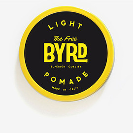 BYRD Hair Products - Light Pomade 1 oz.