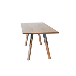 micklish - Peg Leg dining table