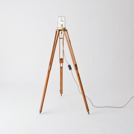 Photographer's Tripod Lamp