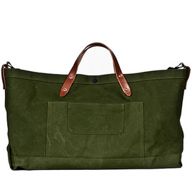 WORKERS - tool bag w/ leather handle