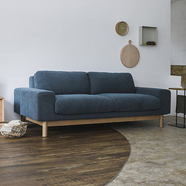 sieve - bulge sofa 2 seater