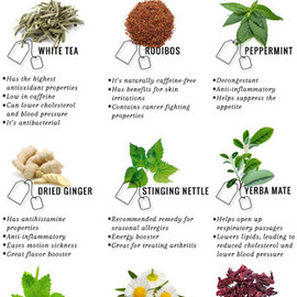 Hello Natural - The Health Benefits of Tea