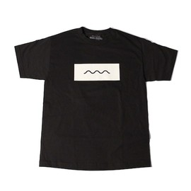 The Good Company - Glow in the Dark Wave Box Logo Tee MIN-NANO Exclusive Color