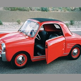 Autobianchi  - 1959 Bianchina 500 Transformable