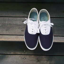 TOP-SIDER - Authentic Oxford shoes