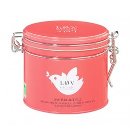 Lov Organic - Løv is Beautiful  Wellness tea