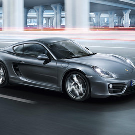 Porsche - new Cayman (2013)