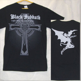 BLACK SABBATH / THE RULES OF HELL T-Shirts Tシャツ ブラック・サバス