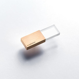 Empty Memory by Logical Art - rose gold finishing 4GB
