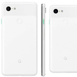 google - Google Pixel 3 Clearly White