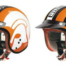 LAMBRETTA - Trojan Records scooter helmets