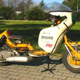 LAMBRETTA - Ancillotti Custom