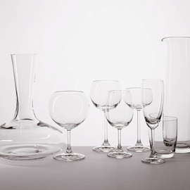 ALESSI - Orseggi Glass Set