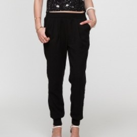 need supply - Outsider Pants In Black