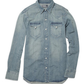 Polo Ralph Lauren - Western Denim Shirt