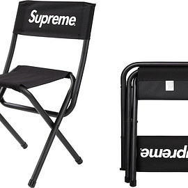 Supreme, Coleman - Folding Chair
