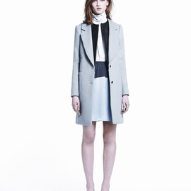 O'2nd - two tone skirt fw2012