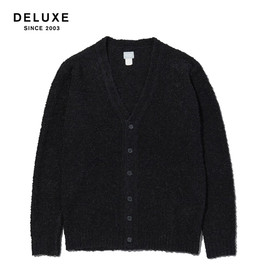 DELUXE - Smokey River / Boucle Cardigan