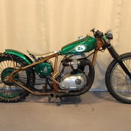 BSA - 1968 Bsa A65 SPITFIRE MADE TO ORDER BOBBER CHOPPER MOTORCYCLE Cocoa, Florida