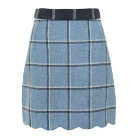 HOUSE OF HOLLAND - Blue Coco Skirt